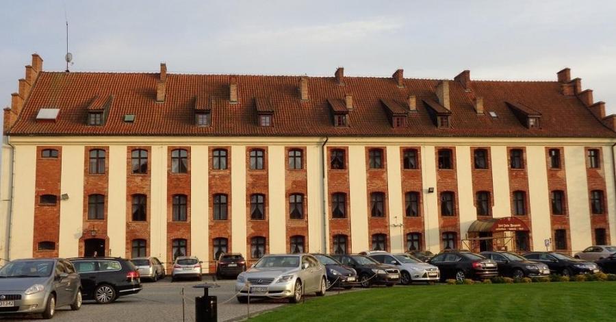 Pałac Marysieńki w Gniewie - zdjęcie