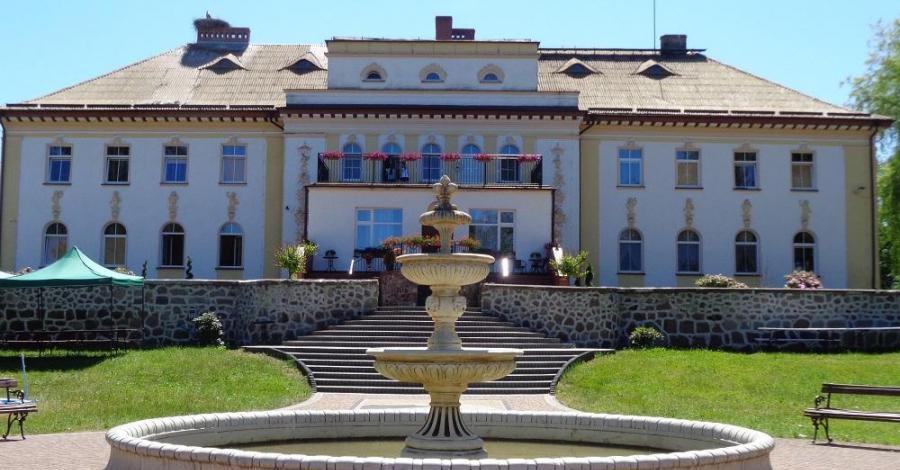 Pałac w Runowie - zdjęcie