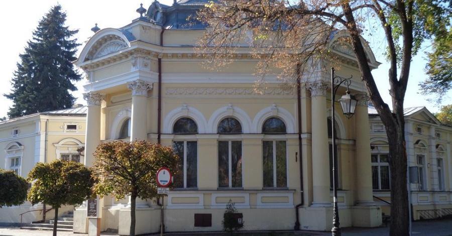 Pałacyk Dyrekcji Uzdrowiska w Ciechocinku - zdjęcie