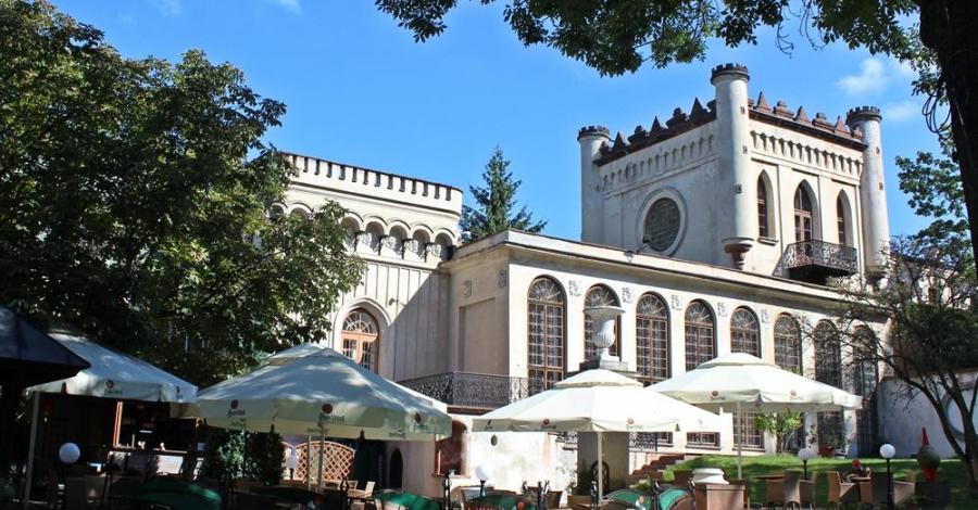 Pałacyk Zielińskiego w Kielcach, 4elza