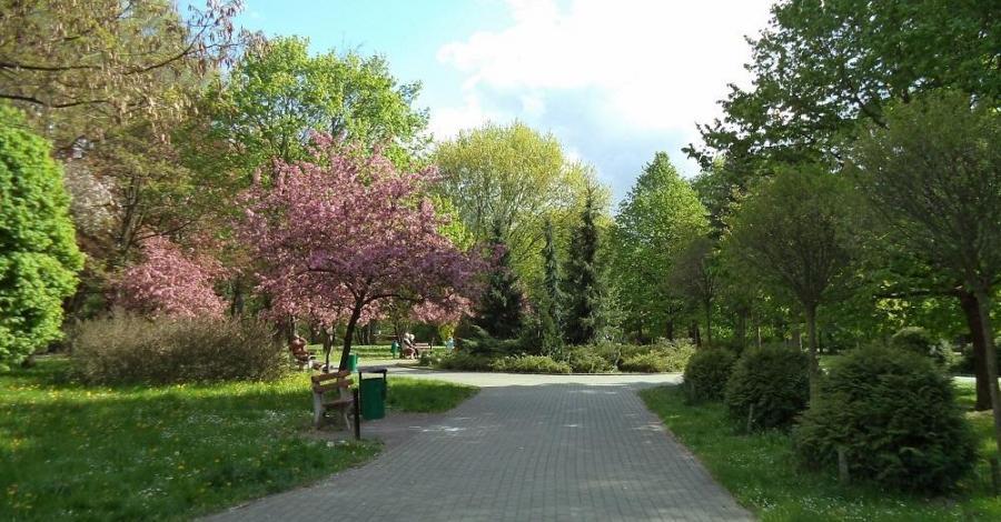 Park Kultury i Wypoczynku w Słupsku - zdjęcie
