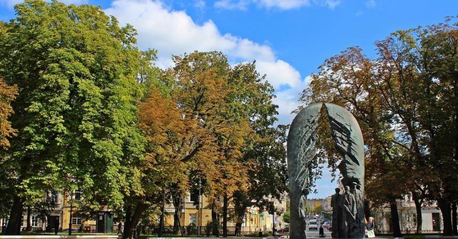 Pomnik Armii Krajowej w Kielcach - zdjęcie