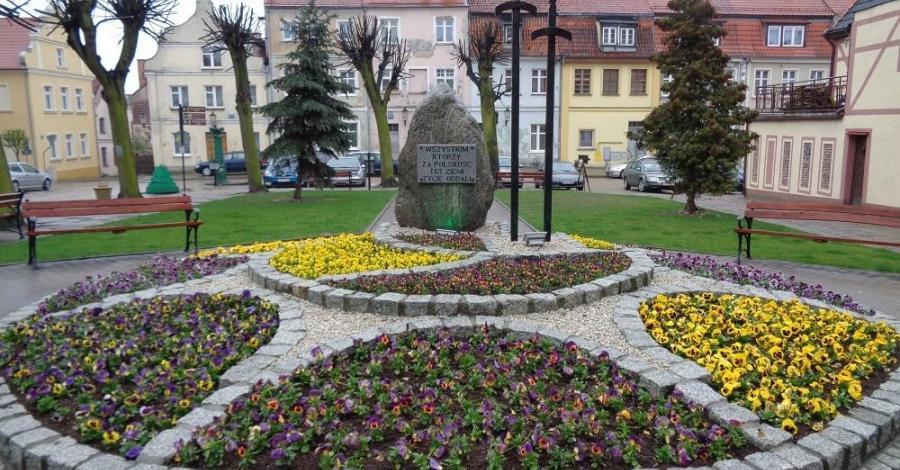 Pomnik Grunwaldzki w Gniewie - zdjęcie