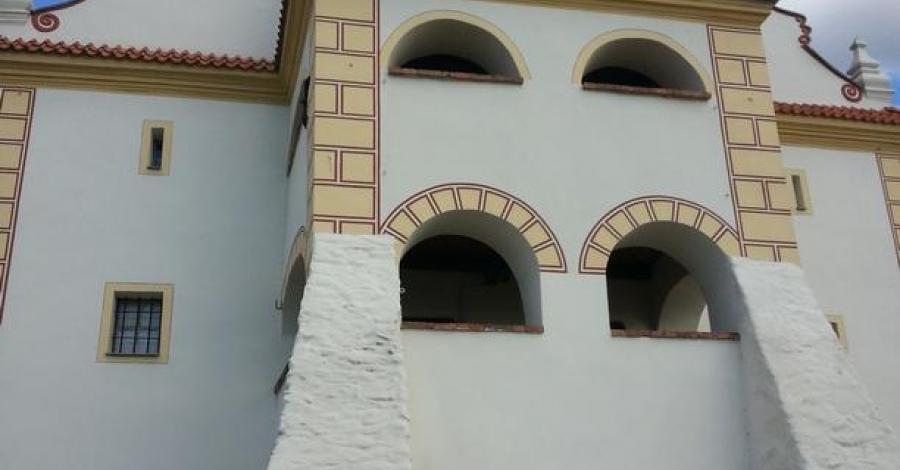 Spichlerz Ulanowskich w Kazimierzu Dolnym - zdjęcie