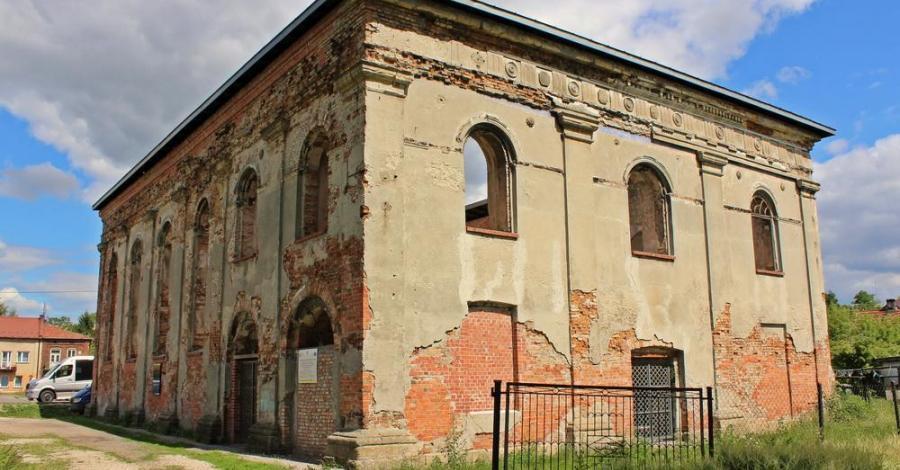 Synagoga w Działoszycach - zdjęcie