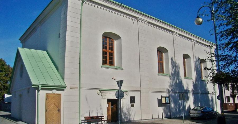 Synagoga w Chmielniku - zdjęcie