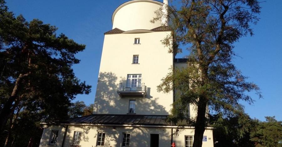 Wieża ciśnień w Ciechocinku - zdjęcie