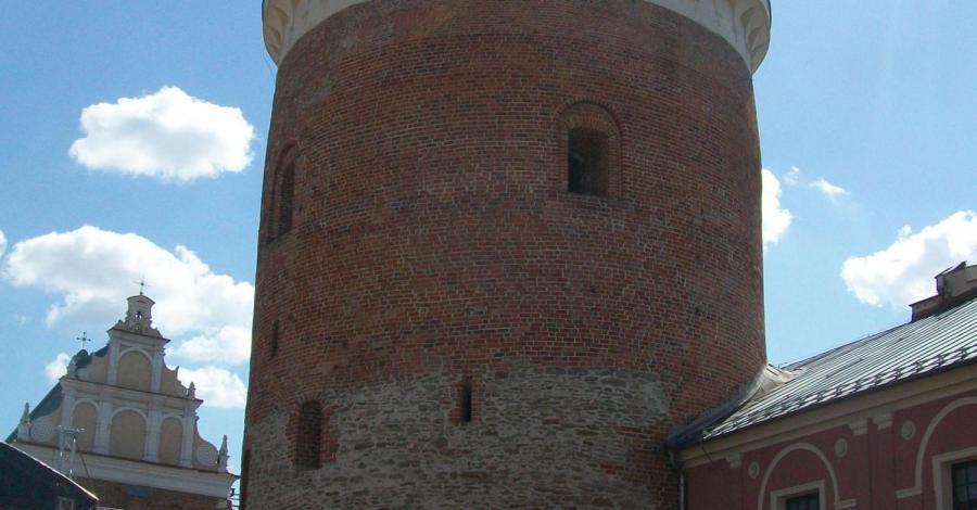 Donżon w Lublinie - zdjęcie