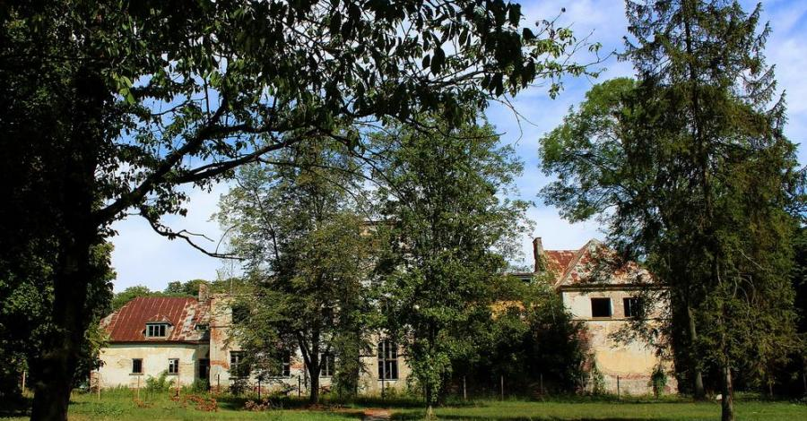 Pałac w Rożnicy - zdjęcie