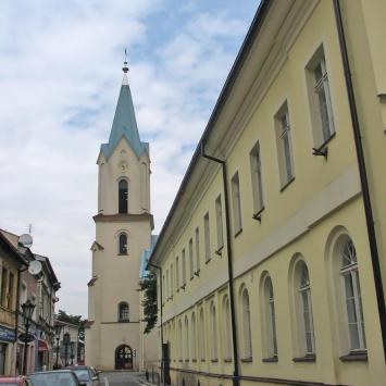 Kościół w Oświęcimiu