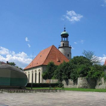 Kościół ewangelicki w Ziębicach