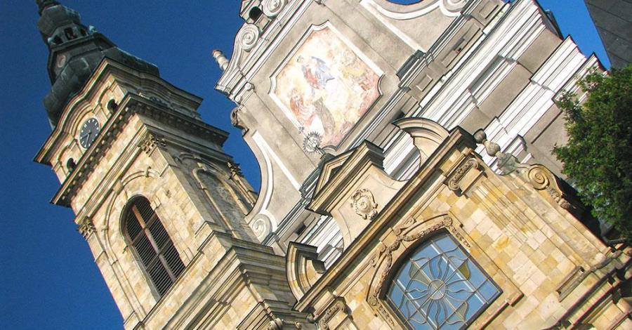 Sanktuarium w Tarnobrzegu - zdjęcie