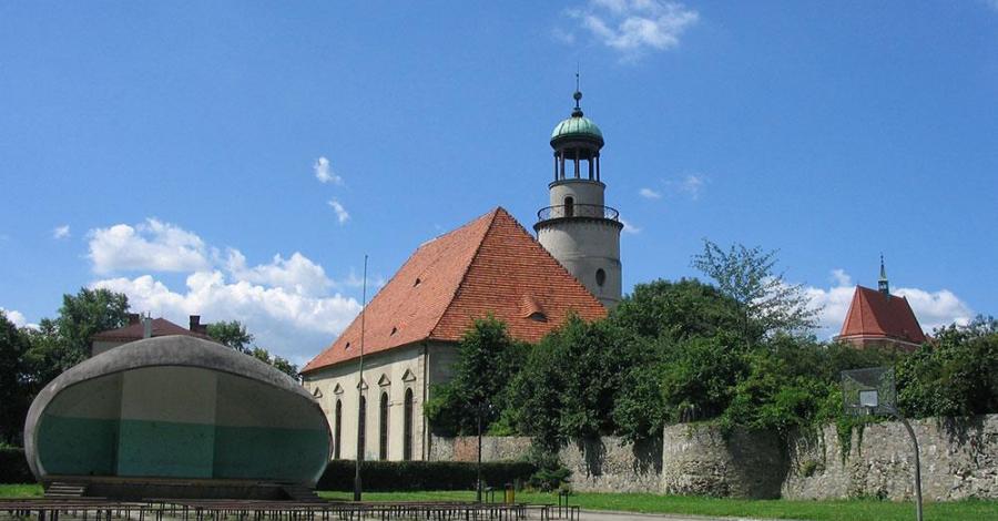 Kościół ewangelicki w Ziębicach - zdjęcie