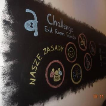 Challenge Exit Room w Tarnowie