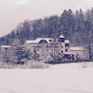 Dworek Szwajcaria w Zwardoniu