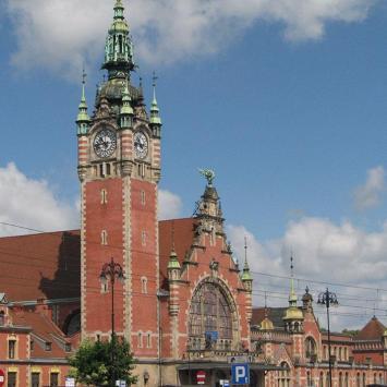 Dworzec kolejowy Gdańsk Główny