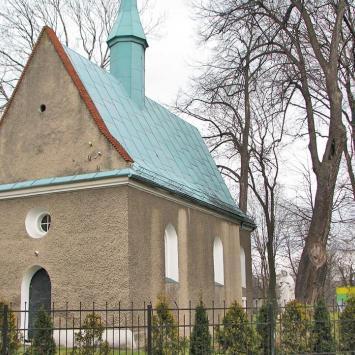 Kościół Św. Rocha w Głuchołazach - zdjęcie