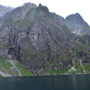 Kazalnica Mięguszowiecka w Tatrach