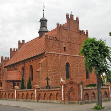 Kościół Bożego Ciała w Pelplinie