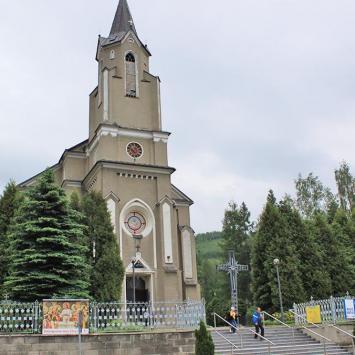 Kościół w Rajczy
