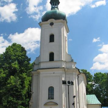Sanktuarium MB z Lourdes w Rudzie Śląskiej Kochłowicach