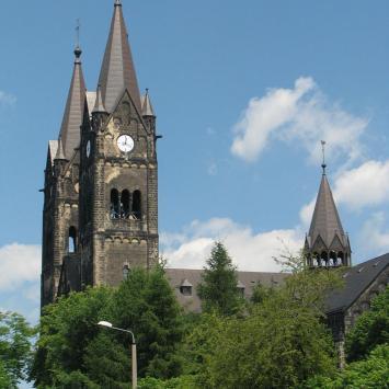 Kościół Św. Trójcy w Rudzie Śląskiej Kochłowicach