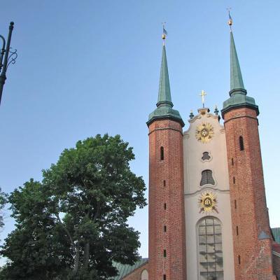 Katedra w Gdańsku Oliwie