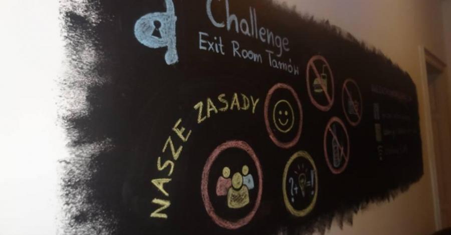 Challenge Exit Room w Tarnowie - zdjęcie