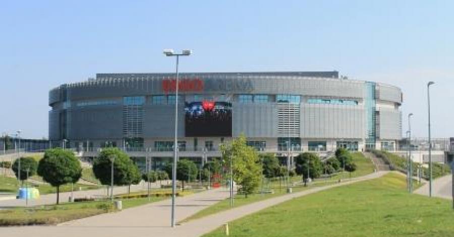 Ergo Arena w Gdańsku - zdjęcie