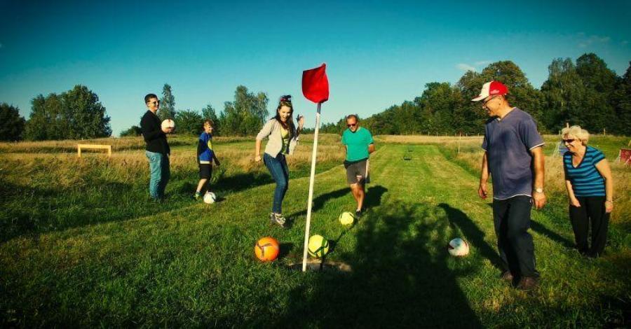 Footgolf Przywidz - zdjęcie