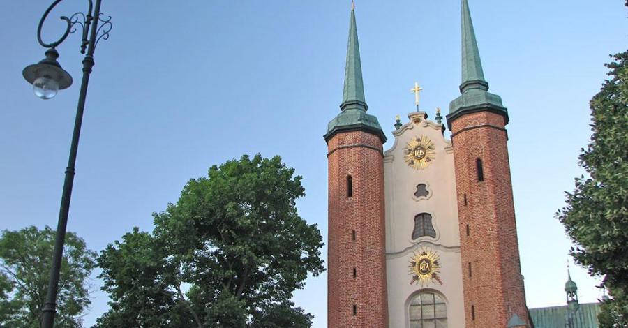 Katedra w Gdańsku Oliwie - zdjęcie