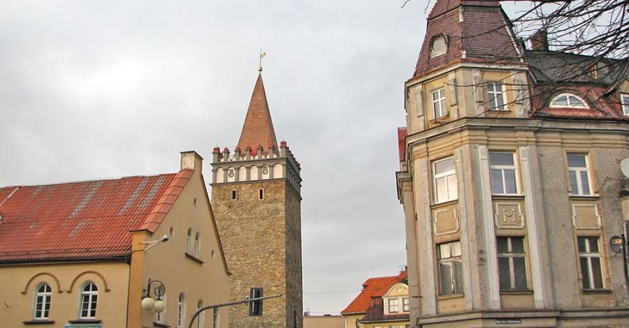 Wieża Bramy Górnej w Głuchołazach - zdjęcie