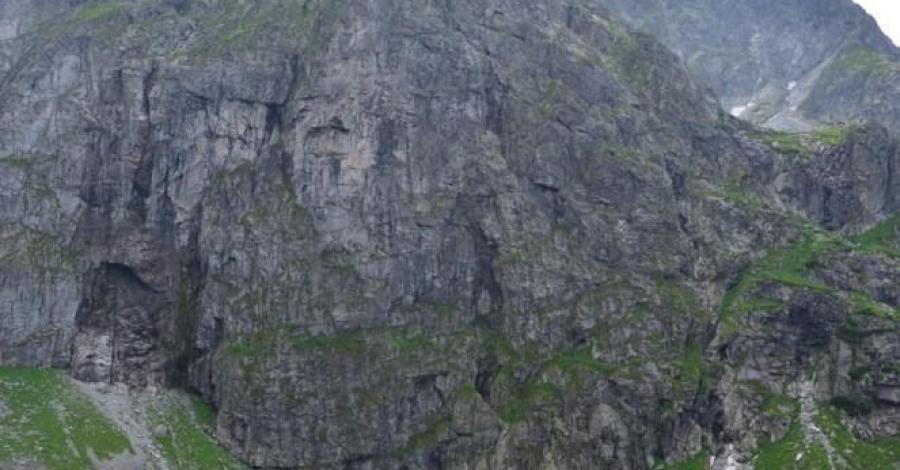 Kazalnica Mięguszowiecka w Tatrach - zdjęcie