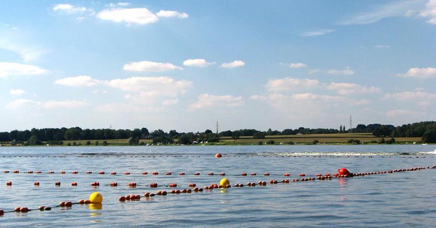 Jezioro Łąka w Pszczynie - zdjęcie