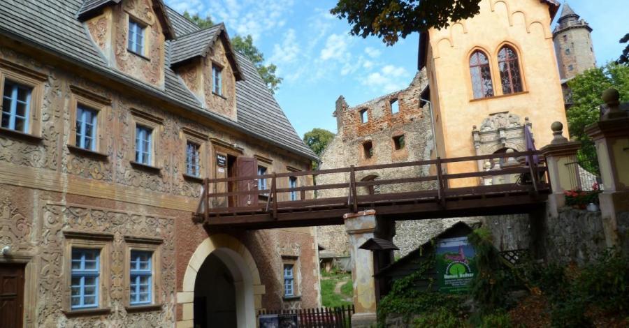 Zamek Grodno w Zagórzu Śląskim, Marcin M