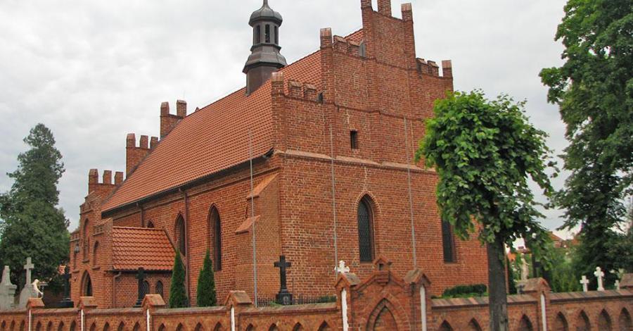 Kościół Bożego Ciała w Pelplinie - zdjęcie