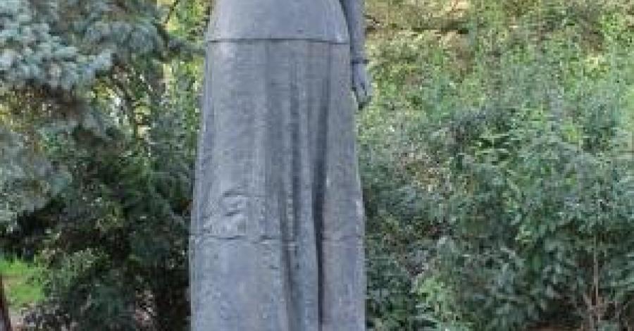 Pomnik Marii Konopnickiej w Gdańsku - zdjęcie