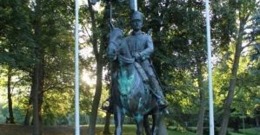 Pomnik Tatara w Gdańsku - zdjęcie