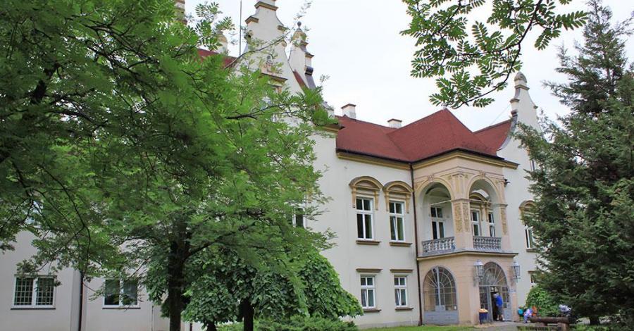 Rajcza pałac, Anna Piernikarczyk