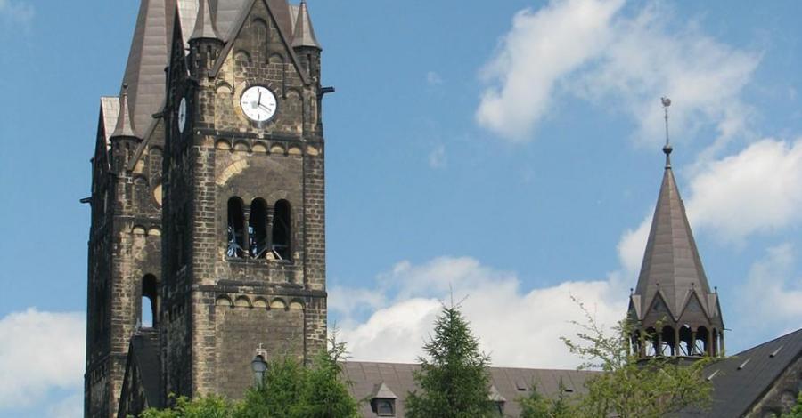 Kościół Św. Trójcy w Rudzie Śląskiej Kochłowicach - zdjęcie