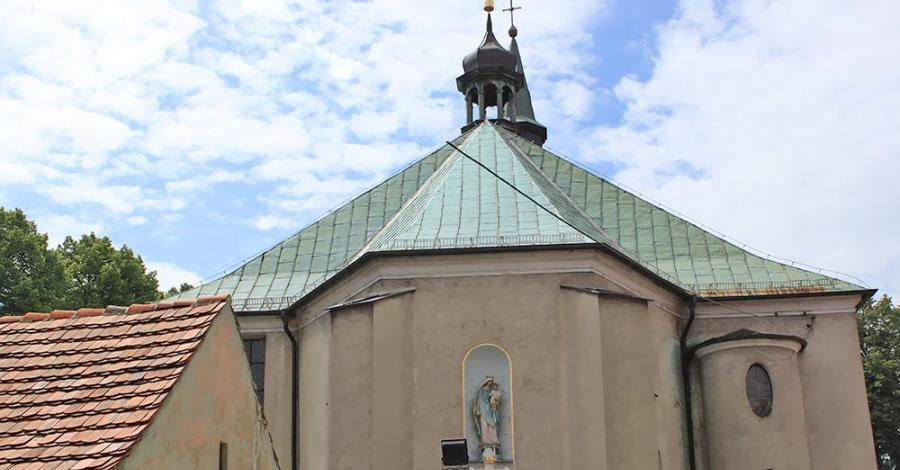 Toszek kościół, Anna Piernikarczyk
