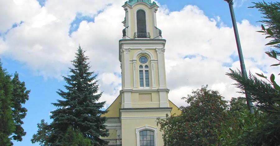 Kościół Św. Bartłomieja Apostoła we Włodowicach - zdjęcie