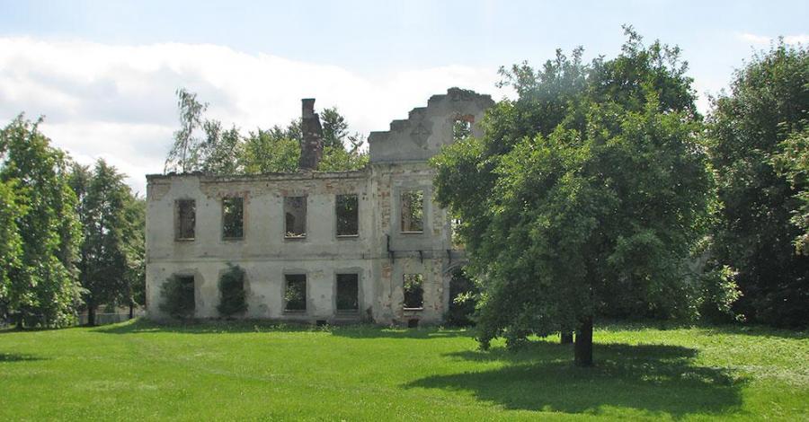 Pałac we Włodowicach - zdjęcie