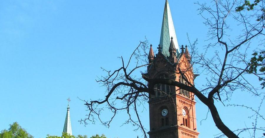 Kościół Św. Anny w Zabrzu - zdjęcie