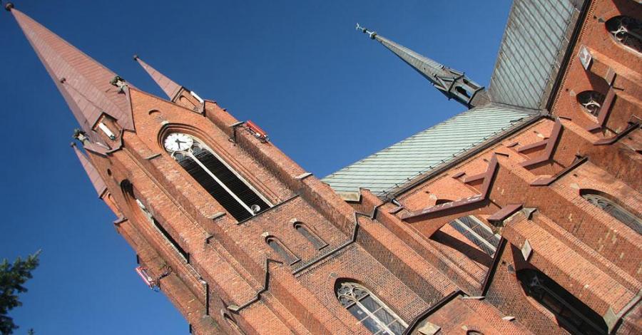 Kościół Św. Wawrzyńca w Zabrzu - zdjęcie