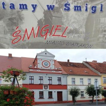 Śmigiel - Rzeczpospolita Wiatrakowa i cenne zabytki miasteczka w Wielkopolsce.