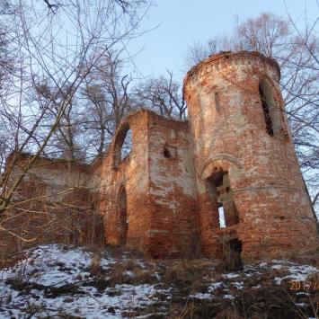 Zagubiony zamek na wyspie zamkowej zdobyty po 20 latach - zdjęcie