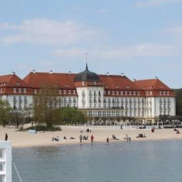Hotel Grand Sopot