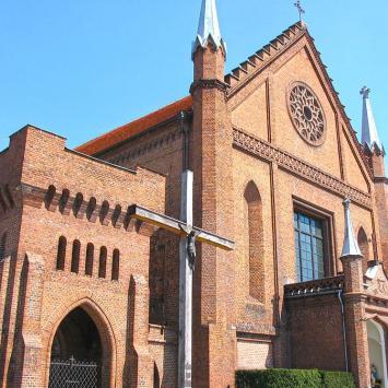 Kościół Wszystkich Świętych w Kórniku