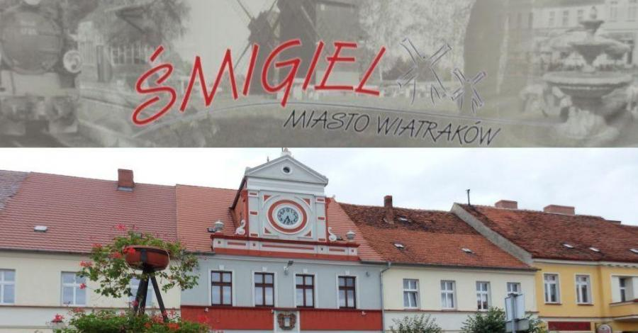 Śmigiel - Rzeczpospolita Wiatrakowa i cenne zabytki miasteczka w Wielkopolsce. - zdjęcie